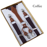 coffee Suspenders