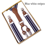 Suspenders - 4 Clip Men's Suspenders