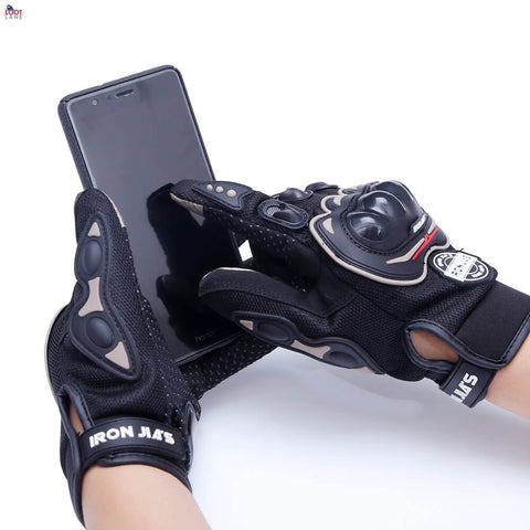 touch screen bike gloves