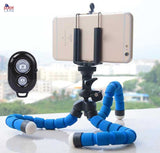 Mini Flexible Octopus Tripod Stand Holder