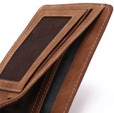 Wallet - Billfold Mens Wallet