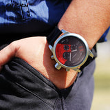 Watch - SINOBI Chronograph Watch