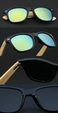 Wayfarer Wooden Sunglasses