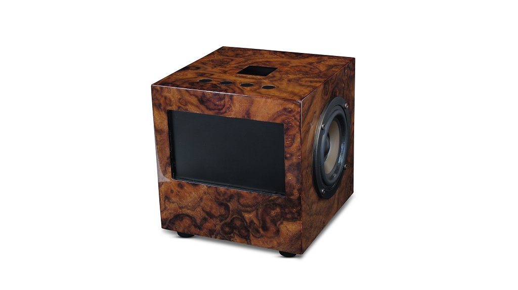 Movement MX3 Walnut Burl