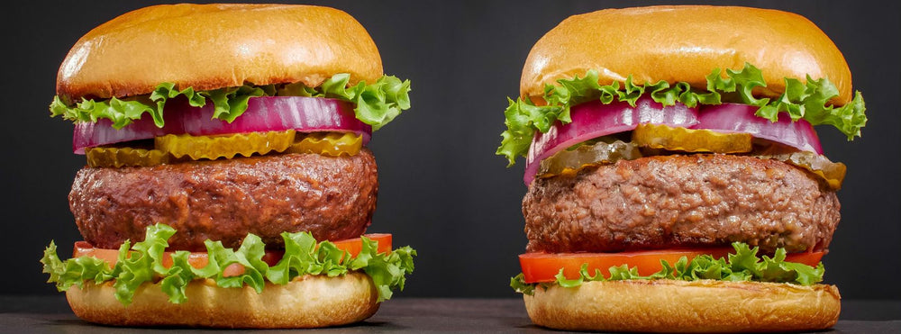 Grass-fed, Impossible or corn-fed: Which burger is the healthiest?