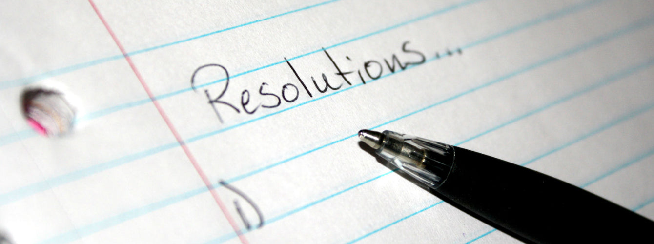 This year's resolution?  Fewer medications next year.