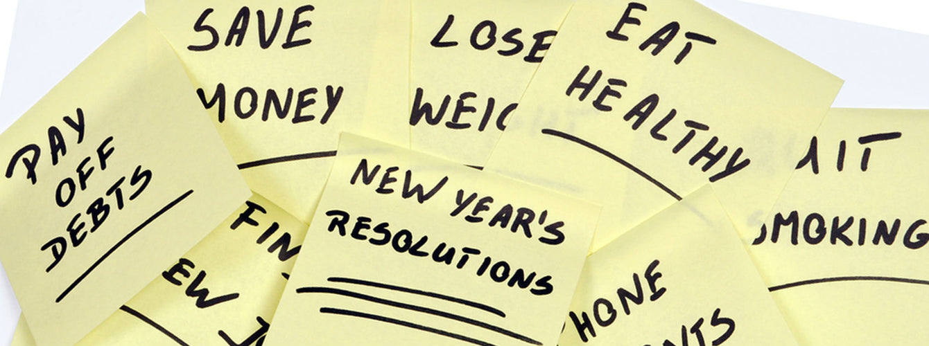 How not to fail at your New Year's resolutions