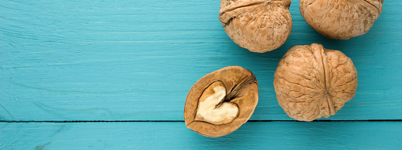 Why every Step One Food contains walnuts