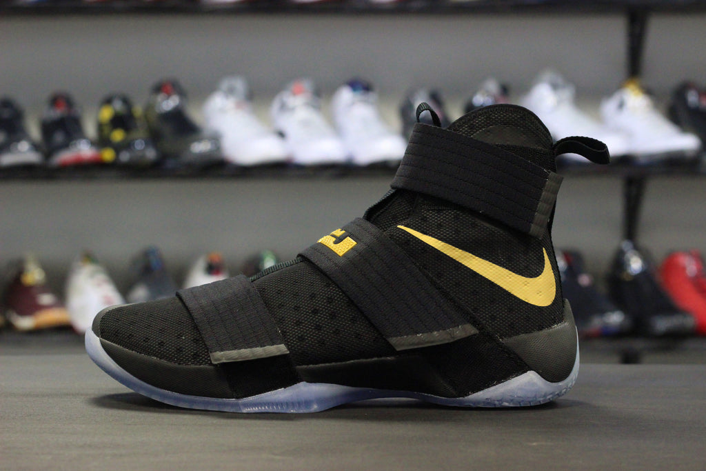 buy online 871be fc490 Nike LeBron Soldier 10 ID Game 7 .