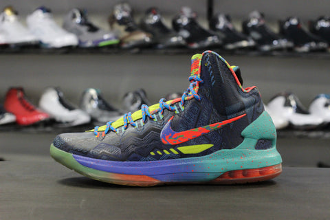Nike KD 5 What The
