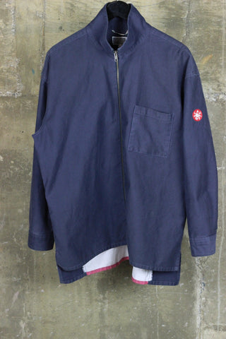 Cav Empt Work Jacket Navy