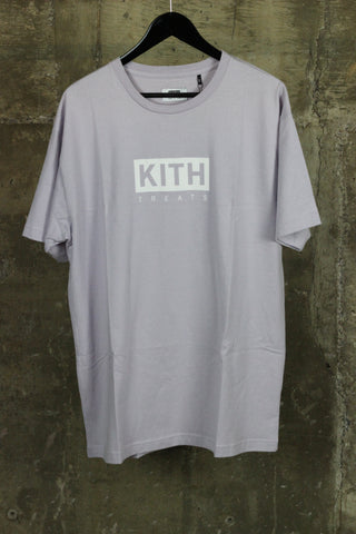KITH Treats Tee Light Purple