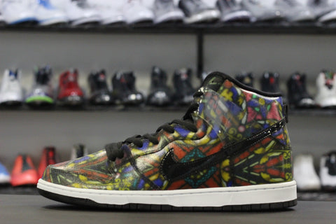 Nike SB Dunk x Concepts Stained Glass