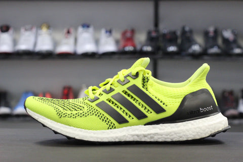 Adidas UltraBoost 1.0 Solar Yellow