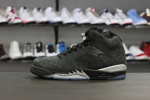 Air Jordan 3 Lab 5 Black