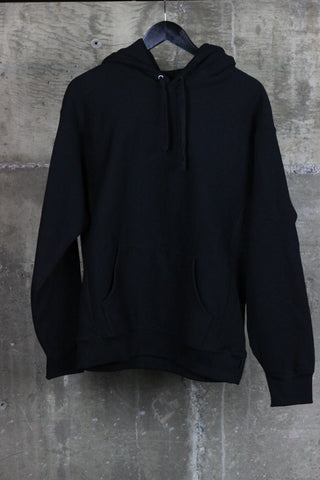 Supreme Studded Hooded Sweatshirt Black