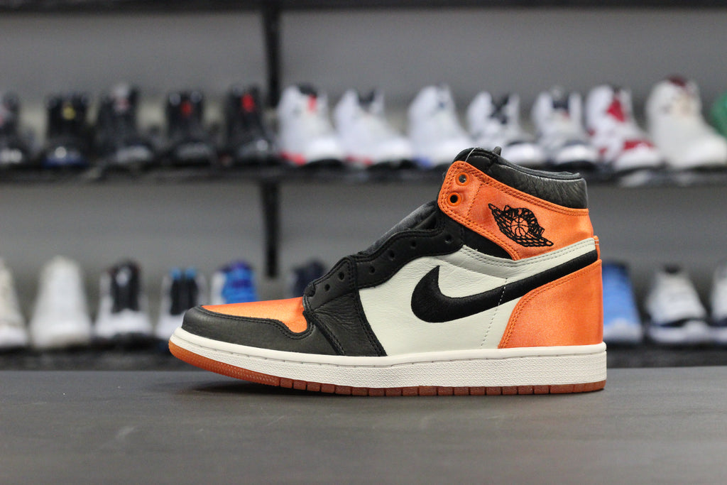competitive price b19f2 9e890 Air Jordan 1 Retro High Satin Shattered Backboard – The Restock