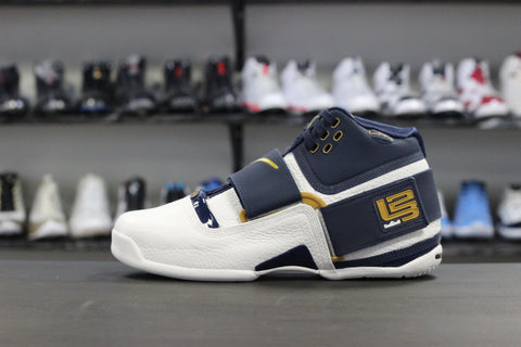 Nike LeBron Zoom Soldier 1 Think 16 (30 Straight)