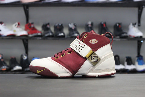 Nike LeBron 5 Christ The King Away