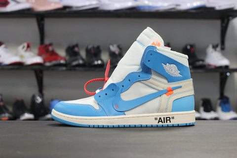 Nike x Off-White Air Jordan 1 UNC