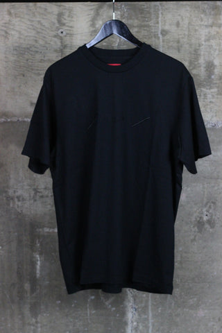 Supreme Tonal Embroidery Top Black