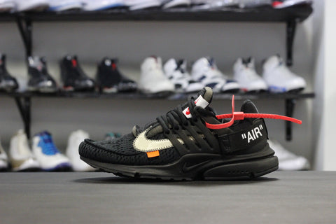 Nike x Off-White Presto Black