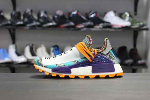 Adidas NMD Human Race Solar Pack Orange
