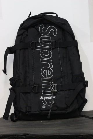 Supreme F/W 18 Back Pack Black