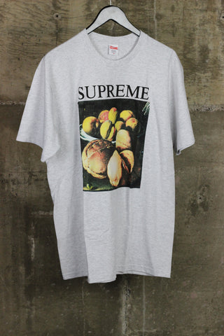 Supreme Still Life Tee Ash Grey