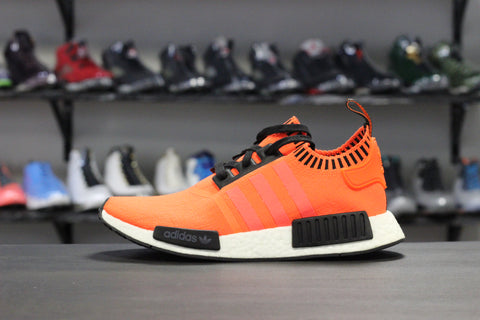 "Adidas NMD PK ""Size?"" Orange Noise"
