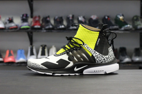 Nike Air Mid Presto Acronym Dynamic Yellow