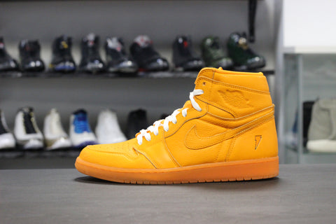 Air Jordan 1 Gatorade Orange