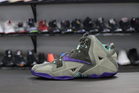 Nike LeBron 11 Terracotta Warrior