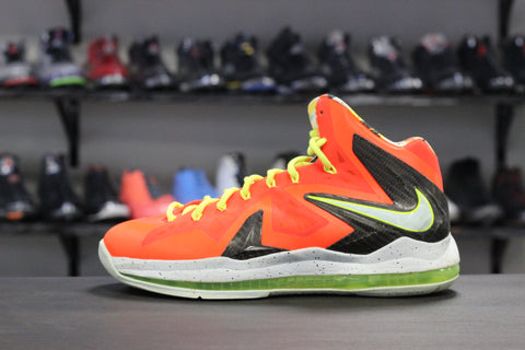 Nike LeBron 10 Elite Crimson