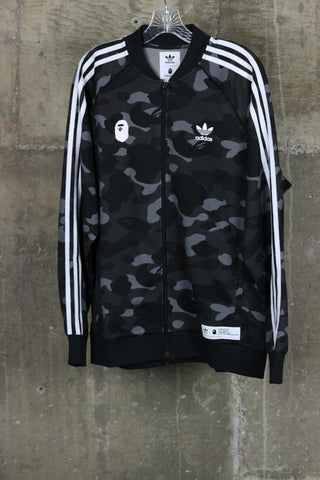 A Bathing Ape x Adidas Adicolor Track Top