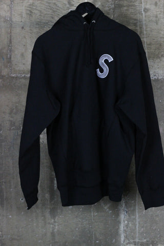 Supreme S Logo Hooded Sweatshirt F/W 18