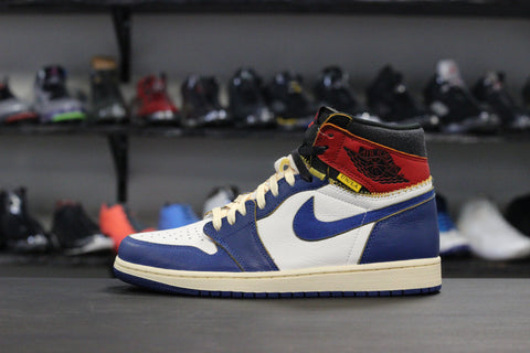 Air Jordan 1 Union LA Storm Blue