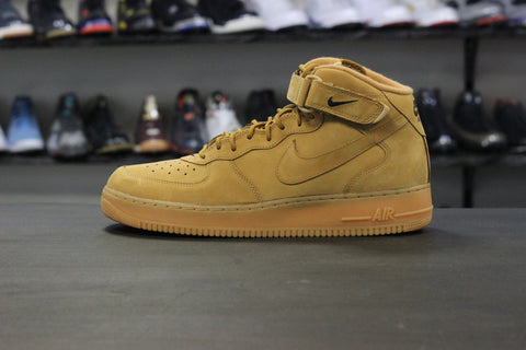Nike Air Force 1 Mid Wheat