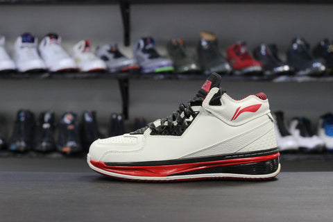 Li-Ning Way Of Wade White/Black/Red