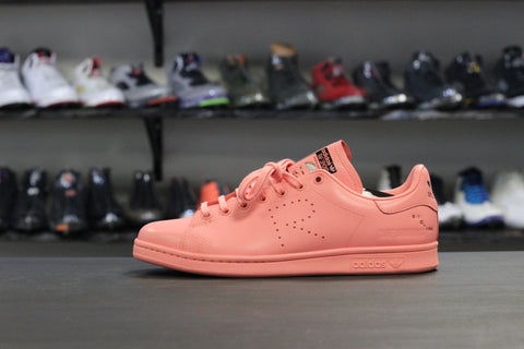Adidas Stan Smith x Raf Simons Pink
