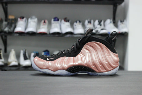Nike Air Foamposite Rust Pink