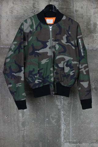 Fear of God Collection 2 Camo Bomber