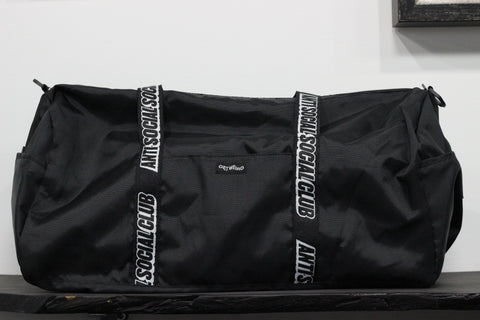 ASSC Duffle Bag Black