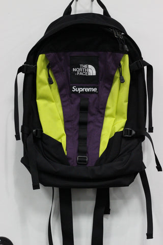 Supreme x The North Face Expedition F/W 18 Back Pack Sulphur