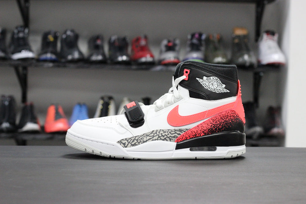 brand new fc655 b3a13 Air Jordan Legacy 312 Tech Challenge 2 Hot Lava – The Restock