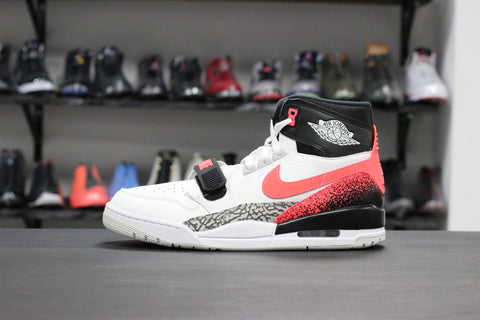 Air Jordan Legacy 312 Tech Challenge 2 Hot Lava