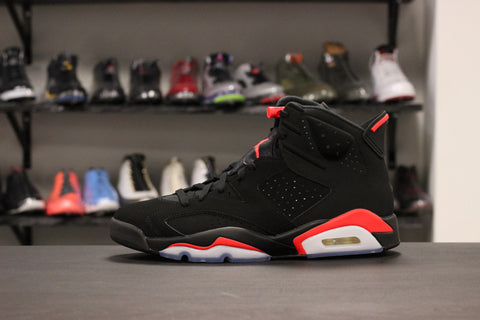 Air Jordan 6 Infrared Black 2019