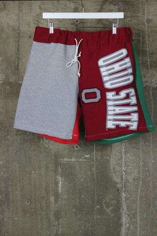 The Gateway District Vintage ReWorked OSU Shorts