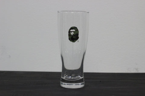 A Bathing Ape Glass Cup