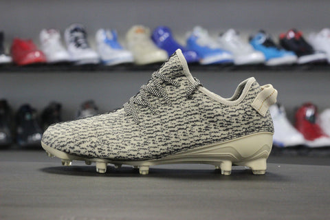 Adidas Yeezy 350 Cleats Turtle Dove